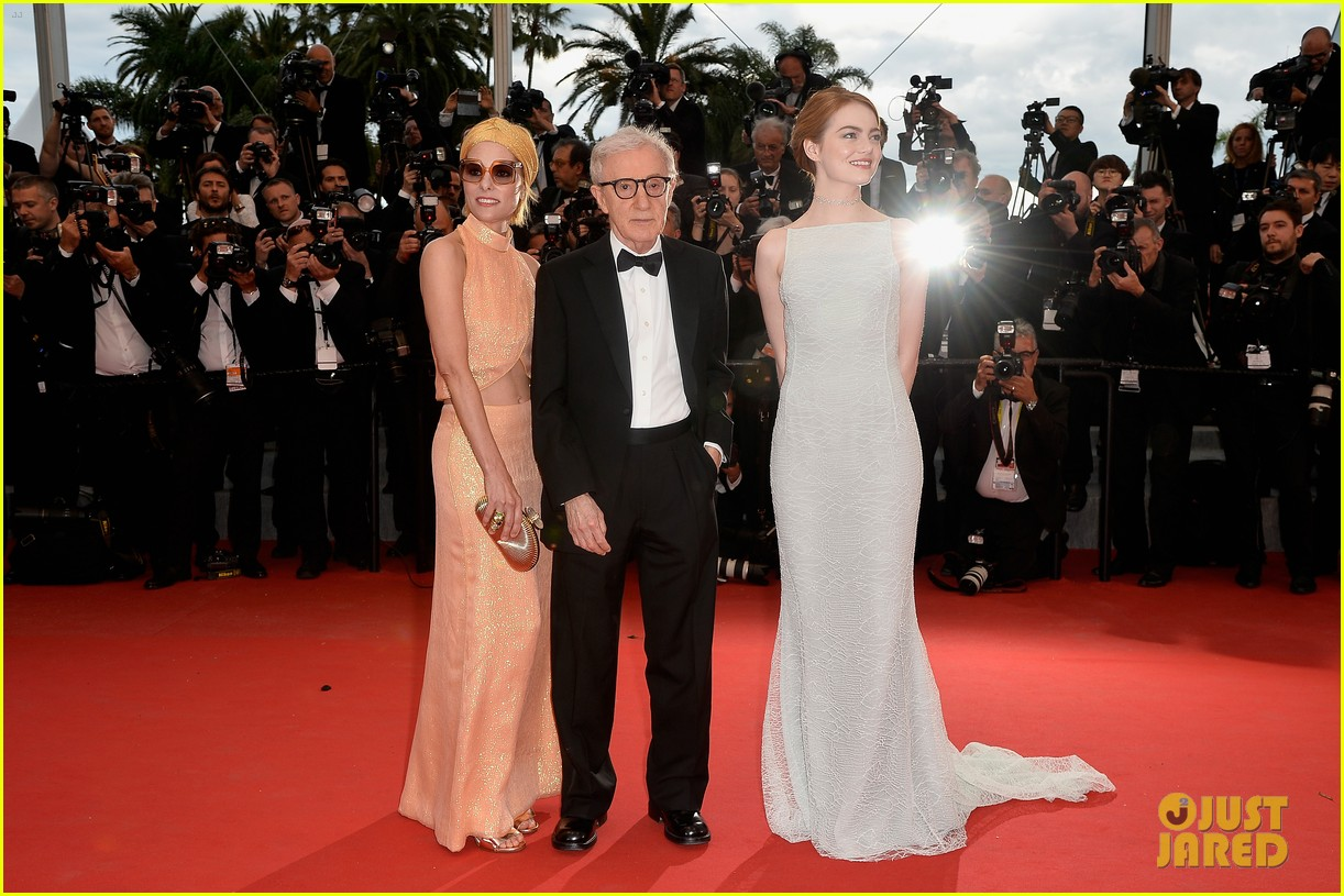 emma stone irrational man cannes premiere 093370503