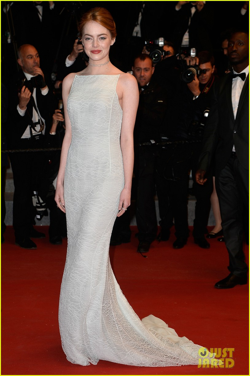 emma stone irrational man cannes premiere 293370523
