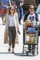 emma stone andrew garfield spotted together for first time in months 23