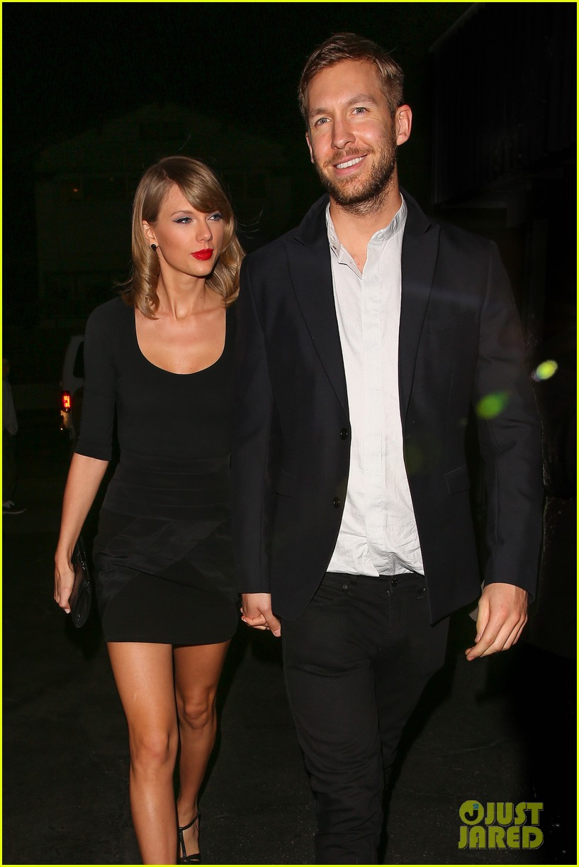 Who Is Taylor Swift Dating Calvin Harris