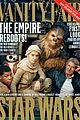 star wars cast takes cover of vanity fair 01