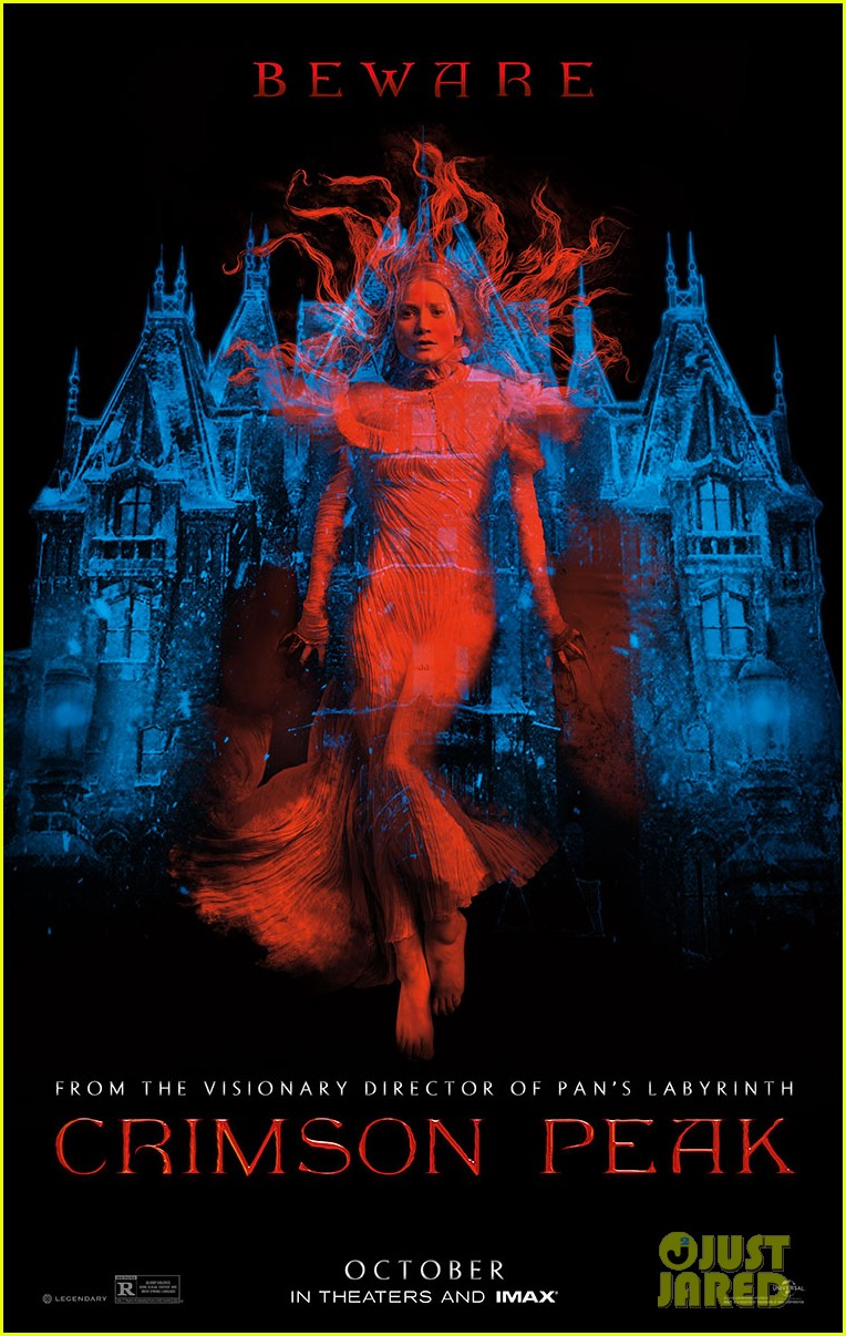 crimson peak teaser trailer 033368680