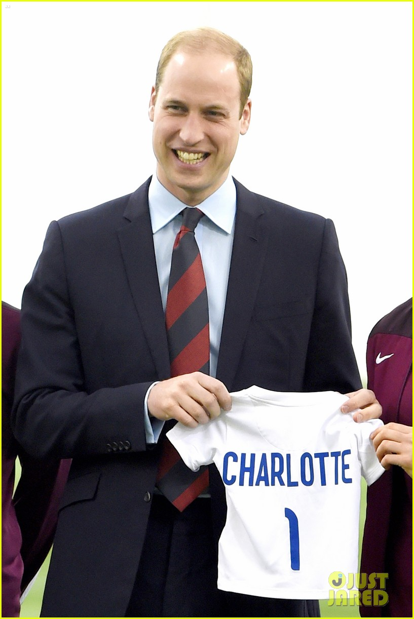 prince williams talks about newborn baby charlotte 023374416