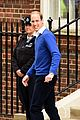 prince william steps out after baby daugher birth 07