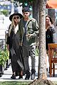 ashlee simpson evan ross tina simpson engaged lunch 09