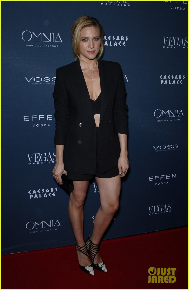 brittany snow vegas magazine anniversary party 143393735