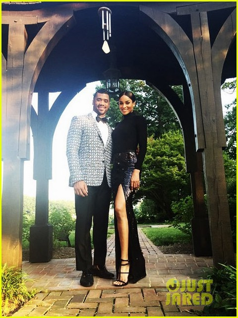 Ciara Brings Her Fashion A Game To White House With Russell Wilson