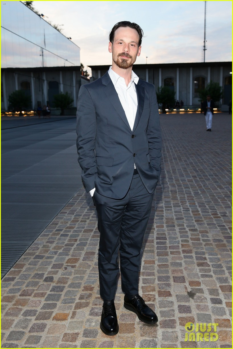 jack oconnell scoot mcnairy suit up in milan for prada 023400238