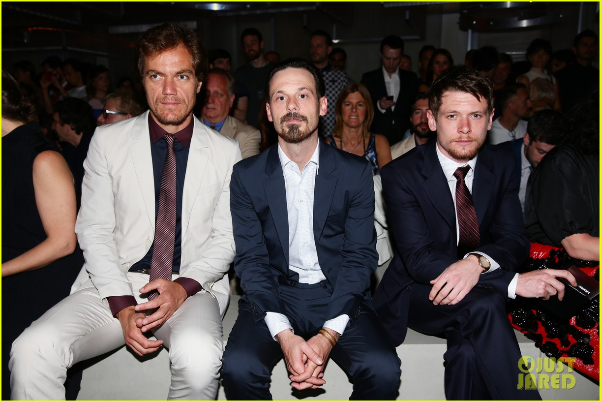 jack oconnell scoot mcnairy suit up in milan for prada 053400241