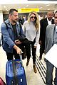 gigi hadid lands in brazil 23