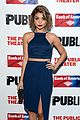 sarah hyland shakespeare in park nyc 06