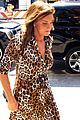caitlyn jenner leopard print dress 17