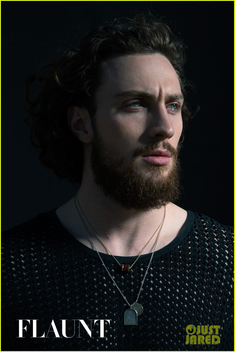 Aaron Taylor-Johnson Goes Shirtless, Bares Butt in 40 ...