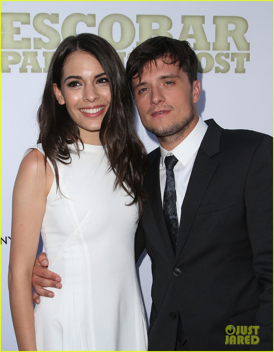 josh hutcherson finally talks about girlfriend claudia traisac 023400215
