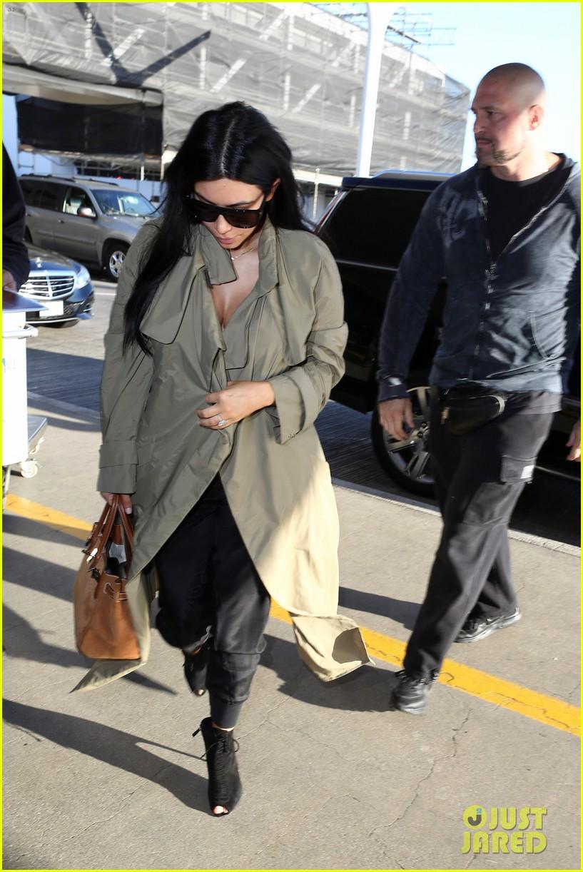 kim kardashian lets it all hang out following baby boy news 173399928