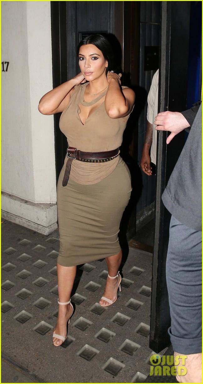 b0d89534 Kim Kardashian on Megyn Kelly: 'I Don't Know Who That Is': Photo ...