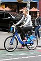 karlie kloss bikes around nyc moscow return 11