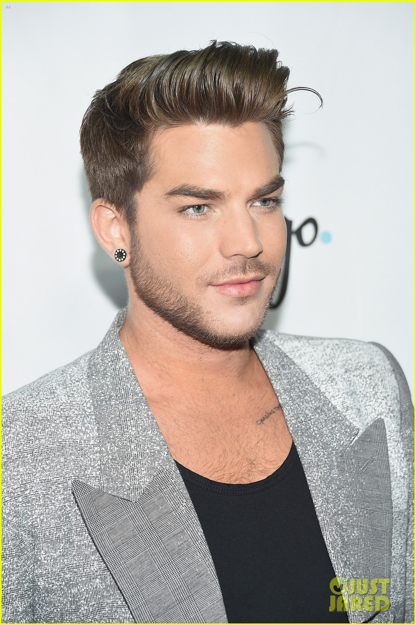 Adam Lambert Kelly Osbourne Raven Symone Are Trailblazers At Logo