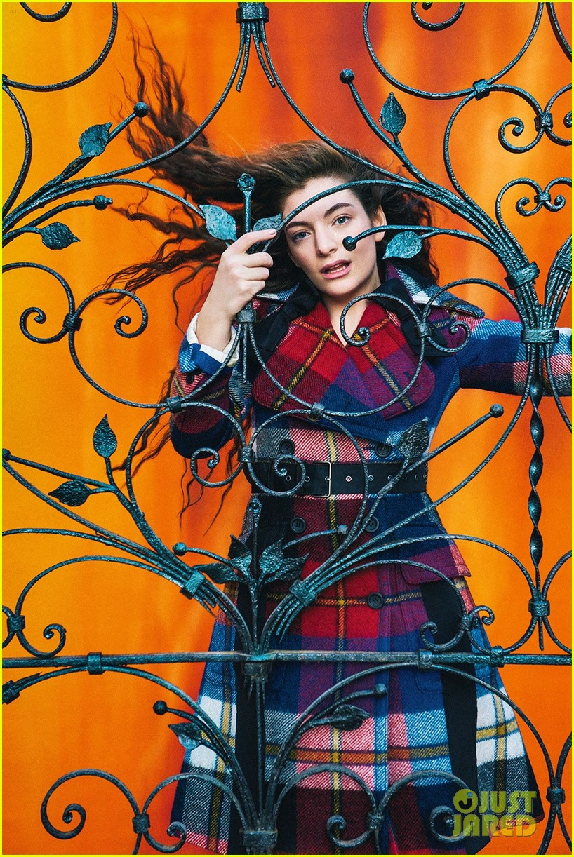 Lorde posa para DAZED MAGAZINE. Lorde-dazed-magazine-interview-quotes-06