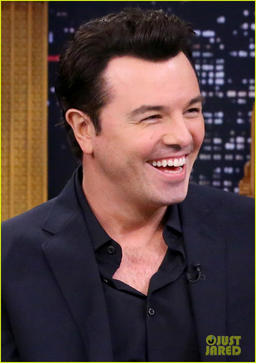 seth macfarlane does liam neeson impersonation 023400483
