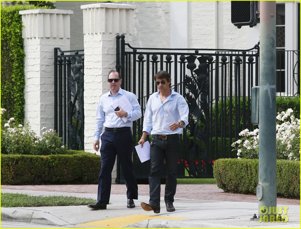 olivier martinez is business hot in beverly hills 123405409