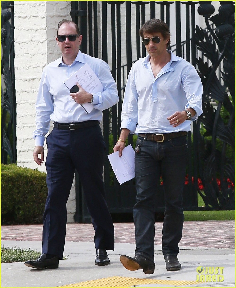 olivier martinez is business hot in beverly hills 133405410
