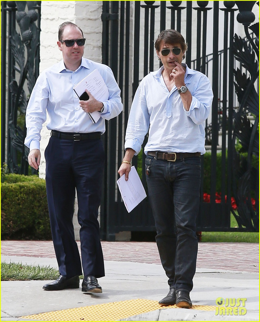 olivier martinez is business hot in beverly hills 143405411