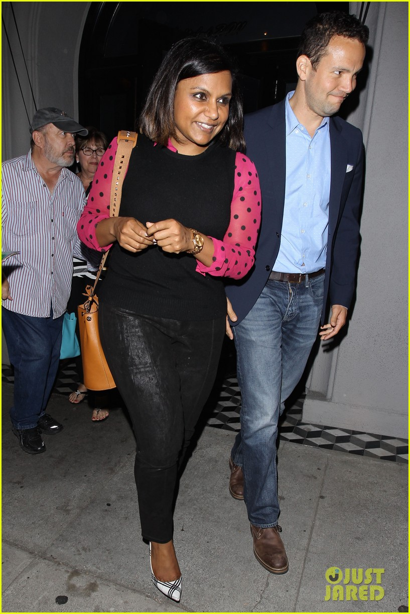 Bj novak mindy kaling dating real life 7