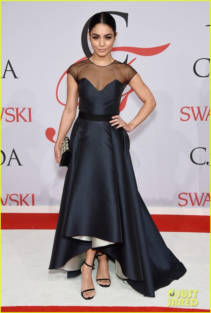 Vanessa Hudgens In Sachin Babi 2015 Cfda Fashion Awards