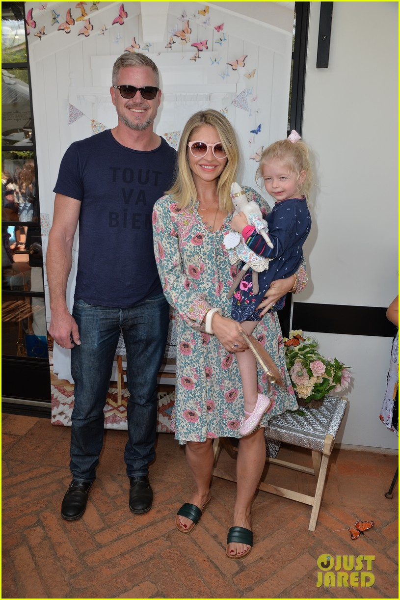 Busy Philipps Julie Bowen Amp Eric Dane Make It A Family