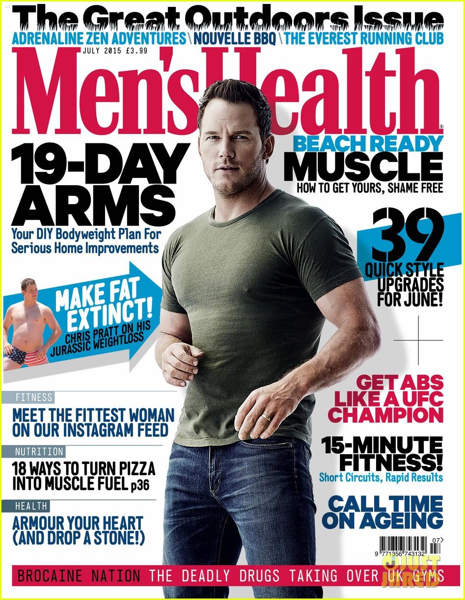 How Chris Pratt made fat extinct