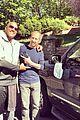 dwayne the rock johnson sideswipes fans car shares funny story 01