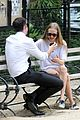 amanda seyfried hugh jackman catches play way we get by 18