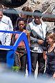 shailene woodley allegiant filming ansel elgort atlanta 19