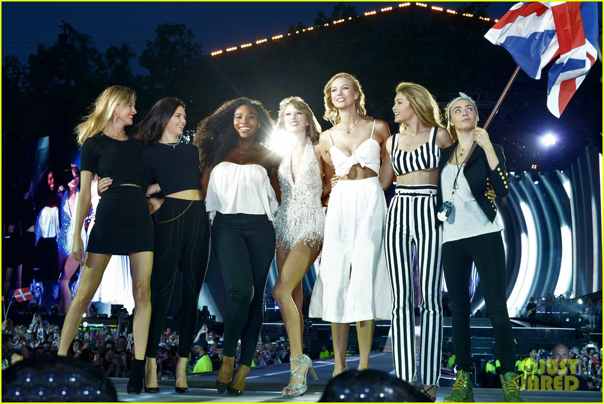 taylor swifts style squad in london is her best one yet 033403216