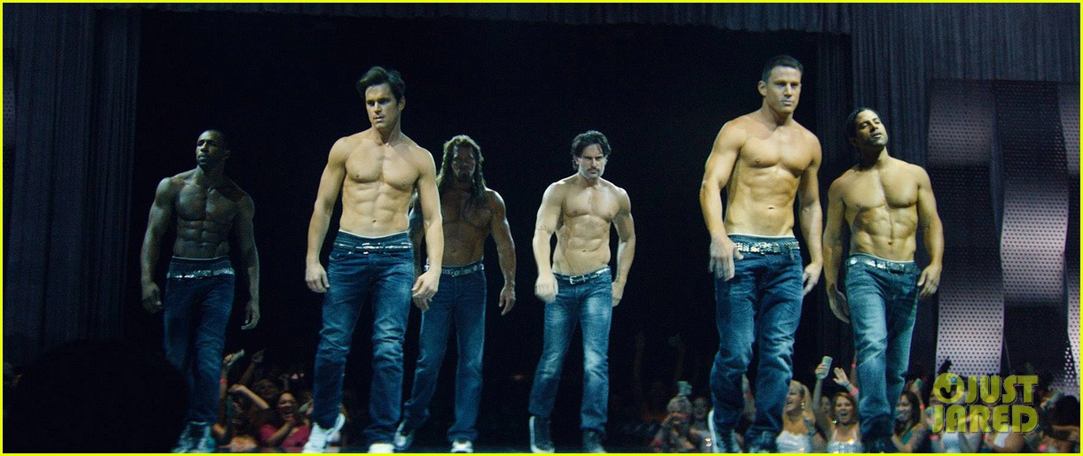channing tatum surprises with stripper moves at vegas show 023393746