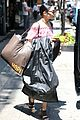 vanessa hudgens garment bag tony awards pics 02