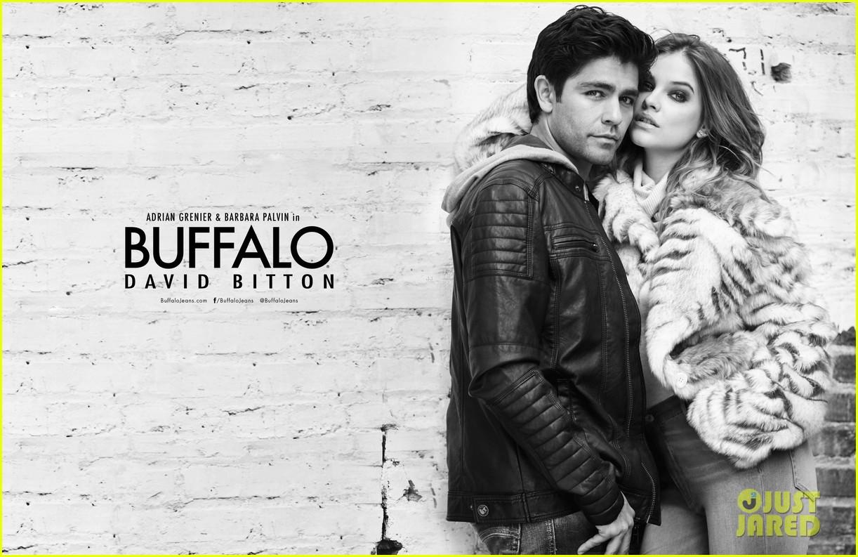 barbara palvin adrian grenier buffalo ad campaign excl pics 023426417