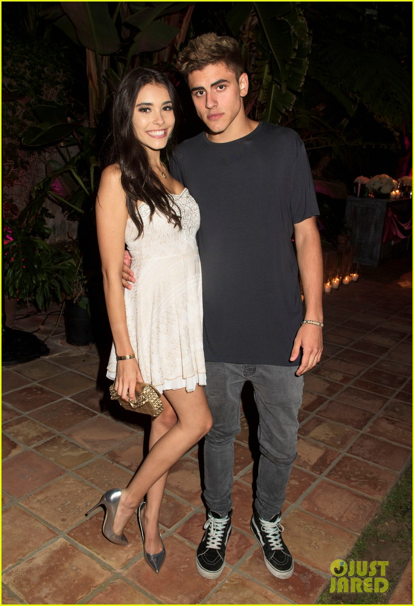 Madison Pettis And Jaden Smith Going Out