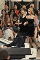 lily rose depp mother vanessa paradis share runway for karl lagerfeld 22