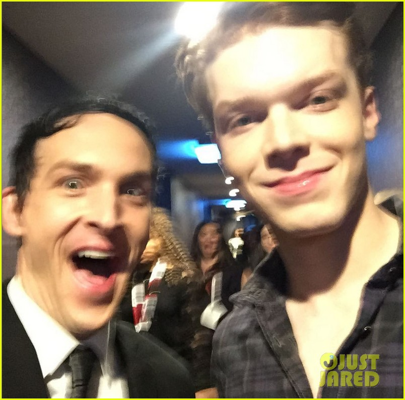 Cameron Monaghan Interrupts Gotham Panel At Comic Con