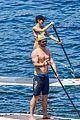 chris hemsworth shirtless corsica wife elsa pataky bikini 41