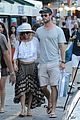 chris hemsworth elsa pataky enjoy romantic date in portofino 05