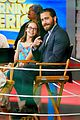 jake gyllenhaal bad blood play during gma interview 14