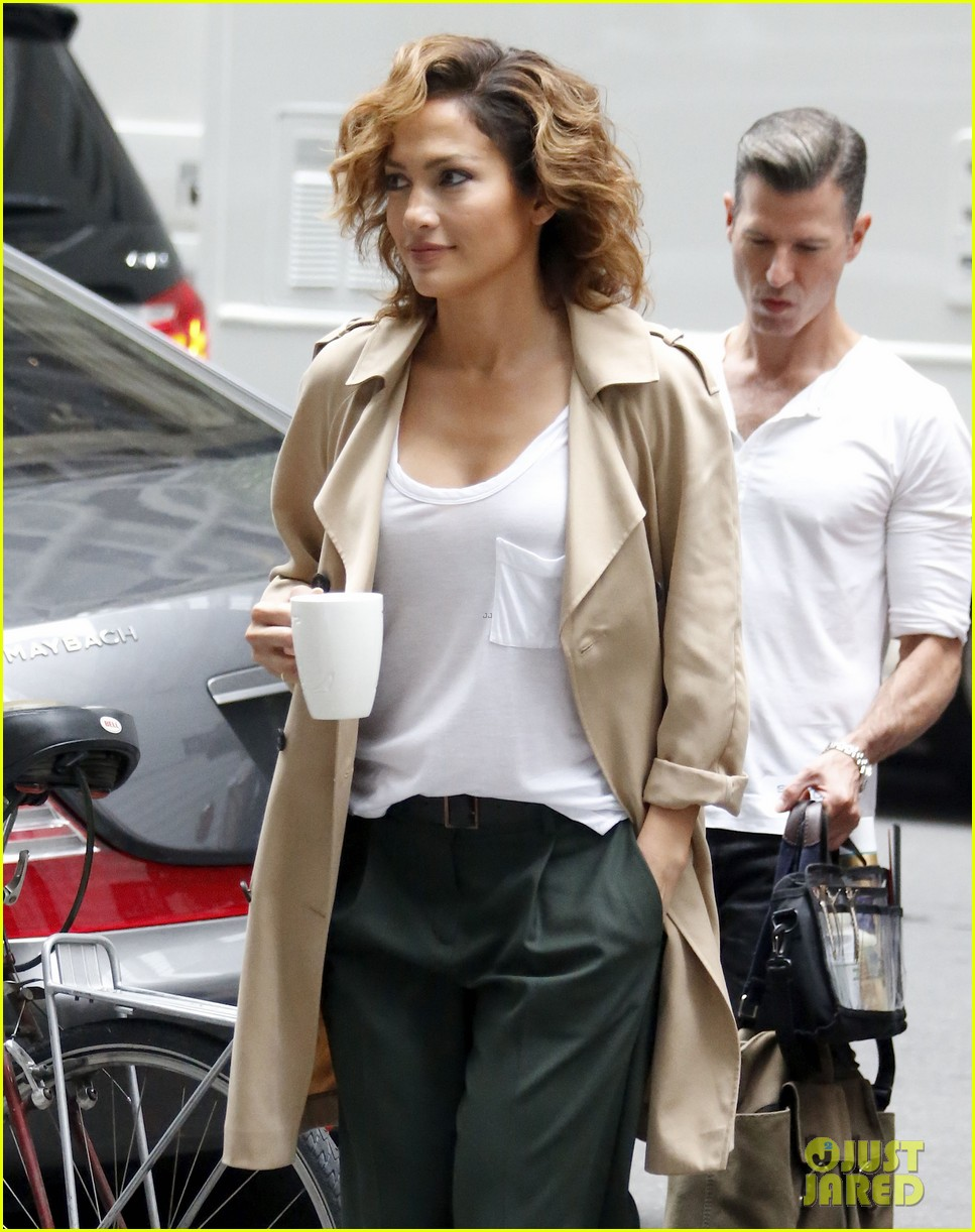 jennifer lopez short hair dont care 023416799