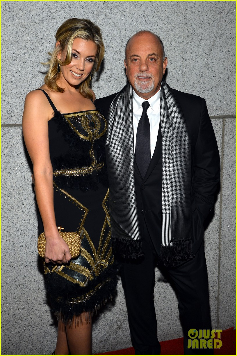 Billy Joel Marries Alexis Roderick - See the Wedding Photo!: Photo 3408363 | Alexis Roderick, Billy Joel, Wedding, Wedding Pictures Pictures | Just Jared