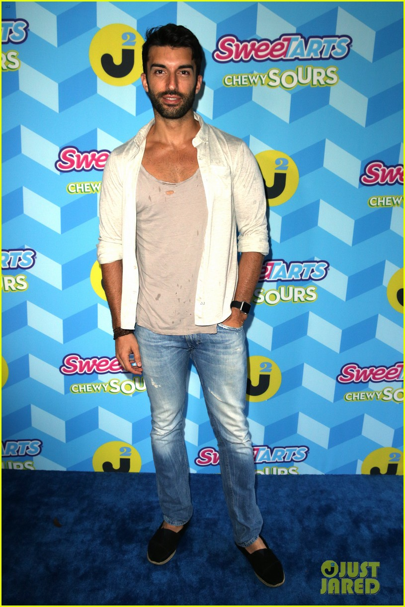 justin baldoni kendrick sampson 2015 jj summer bash 013420183