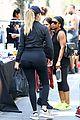 khloe kardashian kim kardashian cycle for a cause 18
