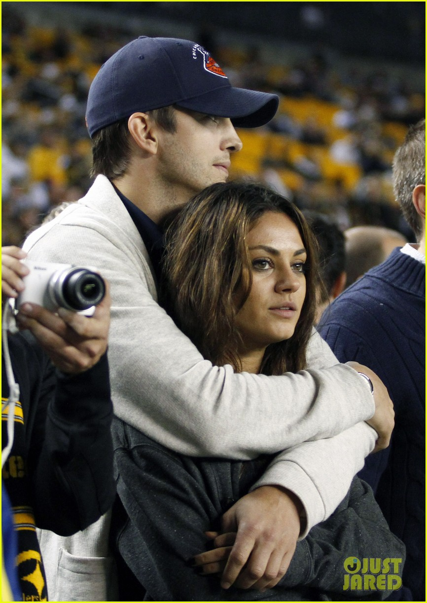 Mila Kunis Ashton Kutcher Are Married