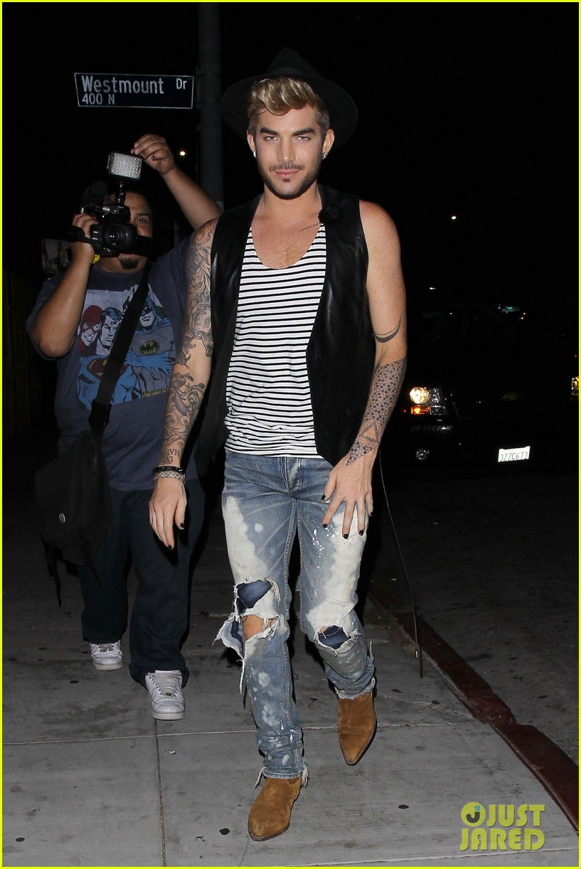 adam-lambert-not-impressed-by-kanye-west
